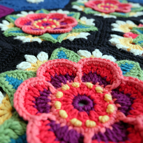 CROCHET ALONG (CAL) PATTERNS - Janie Crow